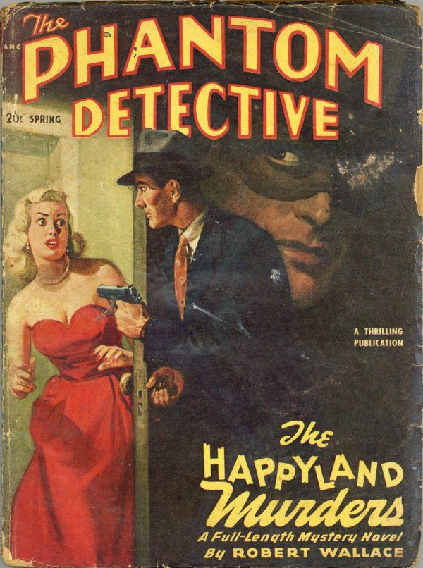 The Phantom Detective April 1950