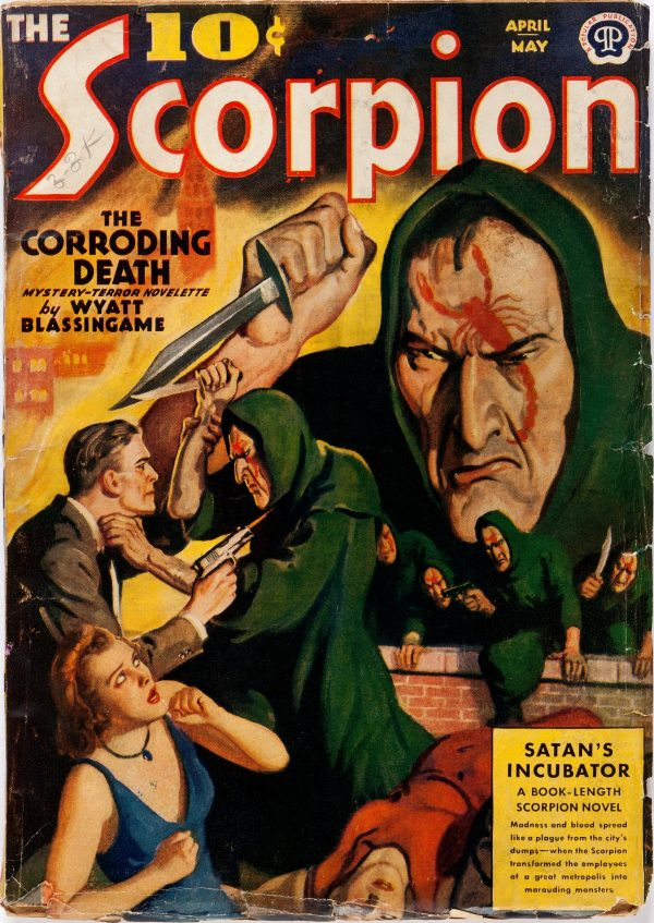 The Scorpion - April 1939