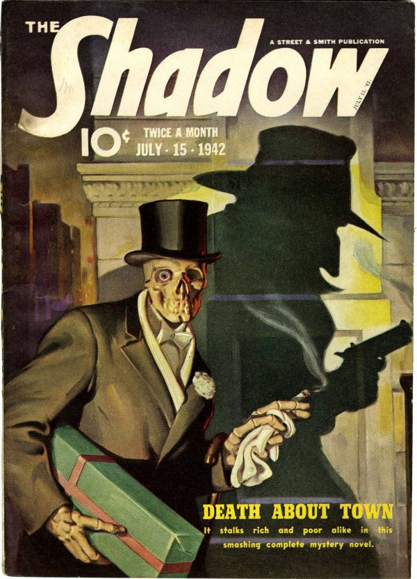 The Shadow - July 15, 1942