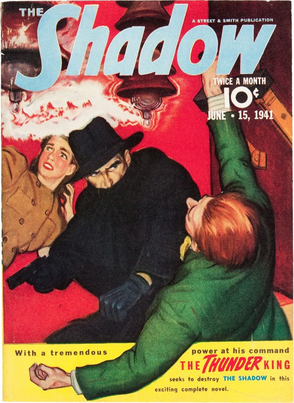 The Shadow June 1941