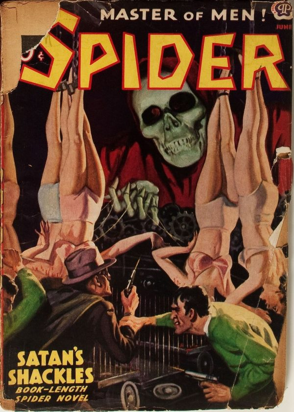 The Spider June 1938