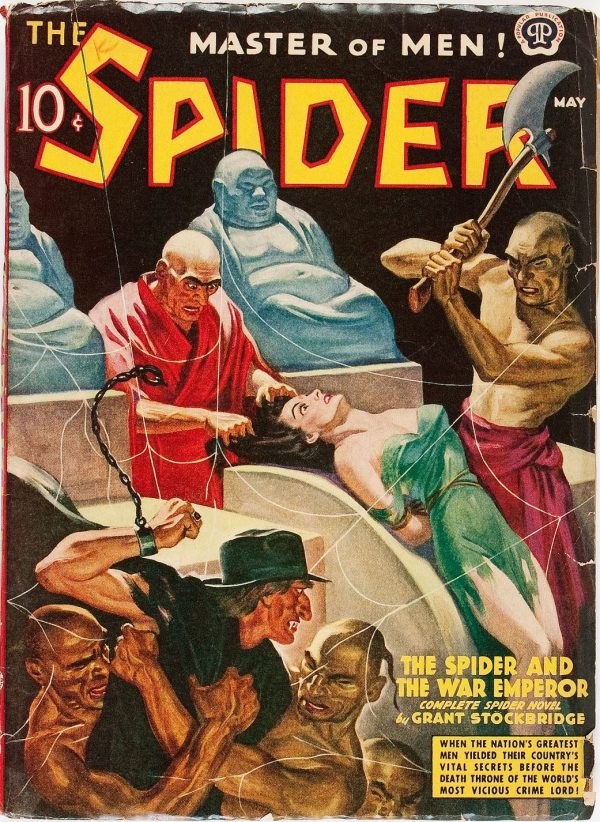 The Spider - May 1940