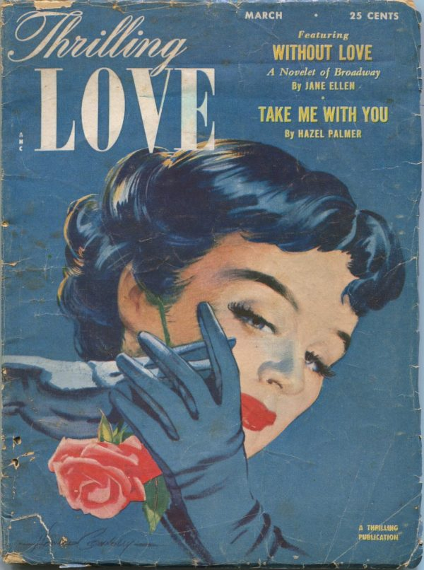 Thrilling Love March 1953