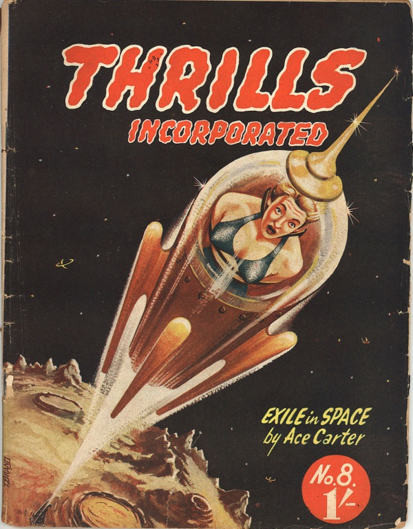 Thrills Incorporated 1950 #8