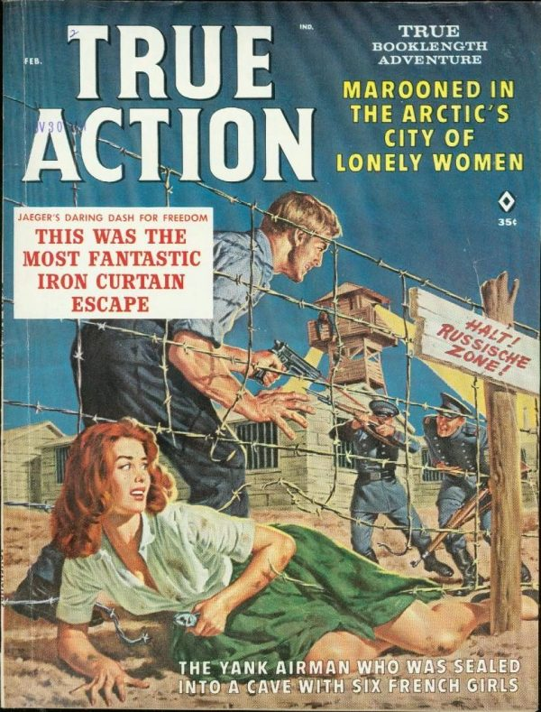 True Action February 1962