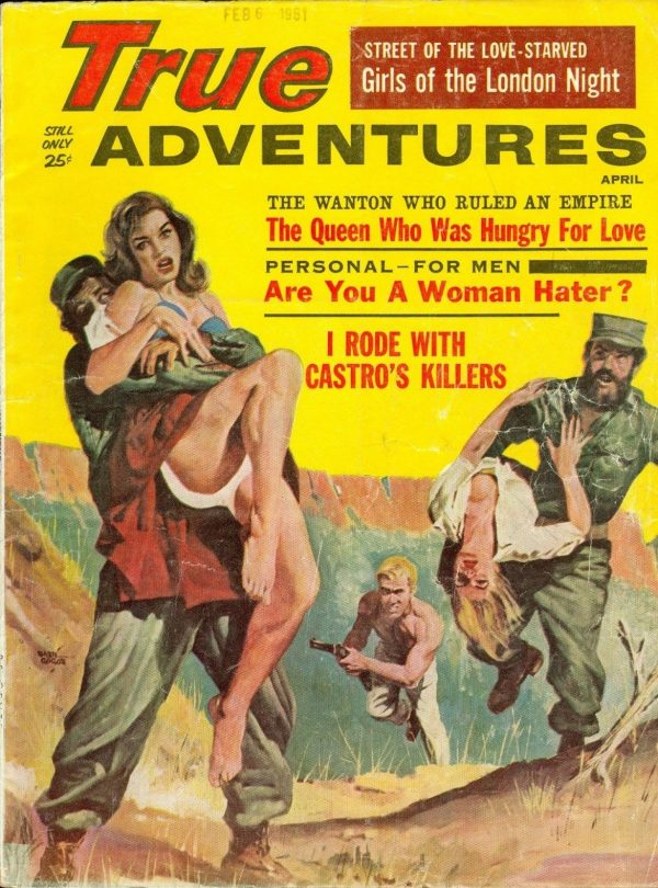 True Adventures, April 1961