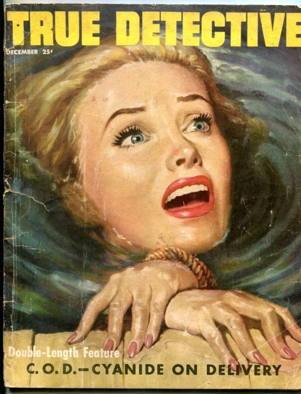 True Detective December 1953