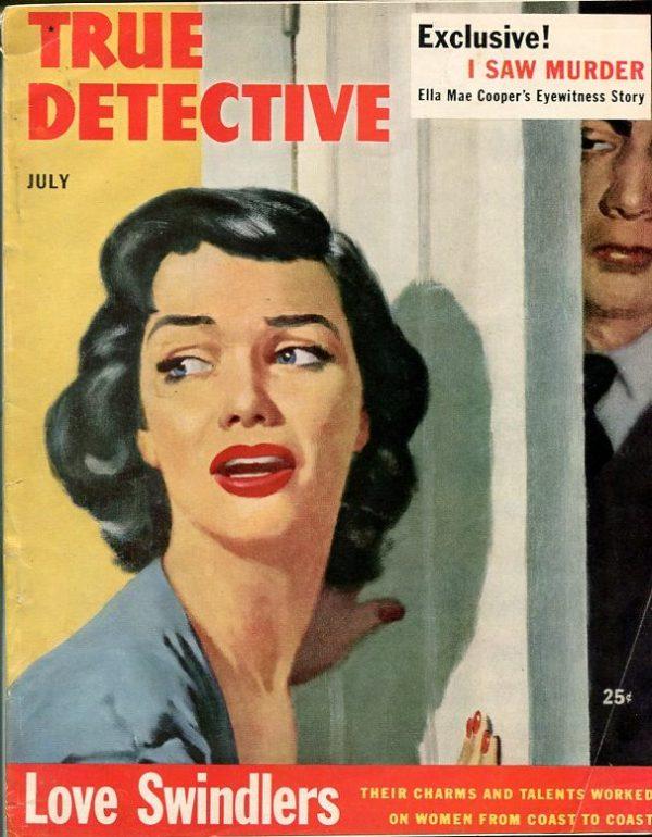 True Detective February 1952