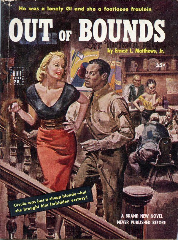 Uni-Book #78 1954