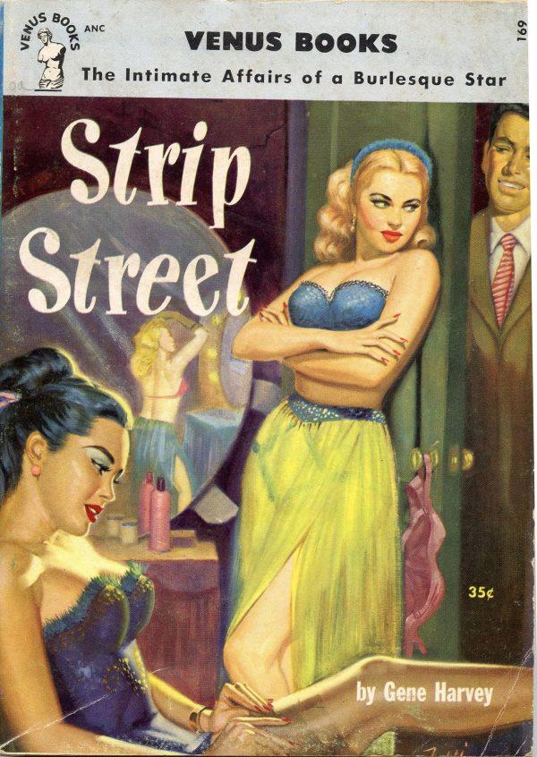 Venus Books #169 1952