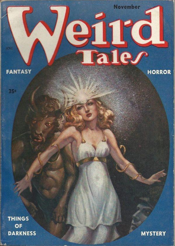Weird Tales November 1953