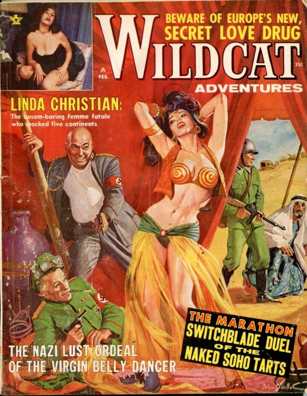 Wildcat Adventures February 1960