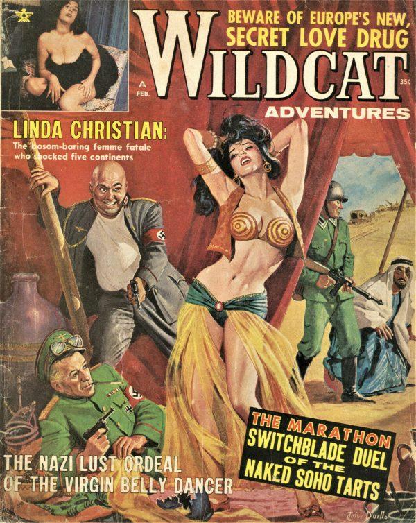 Wildcat Adventures Magazine February 1964