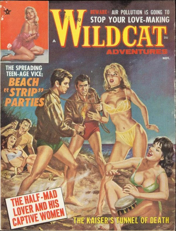 Wildcat Adventures November 1963