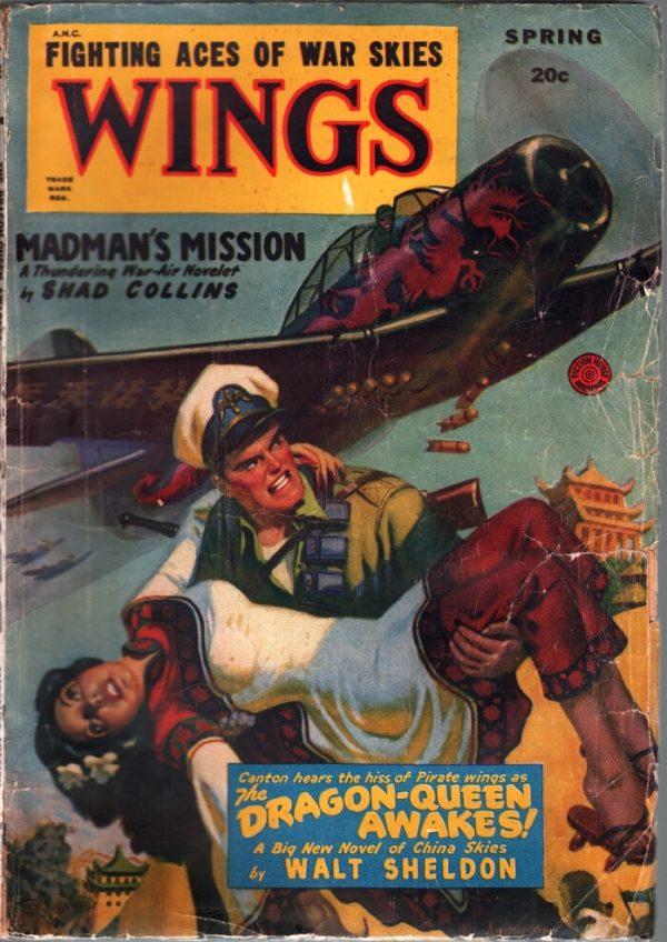 Wings Spring 1950