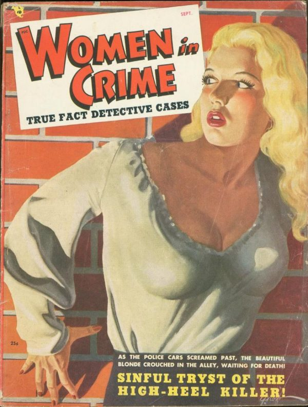 Women In Crime September 1948