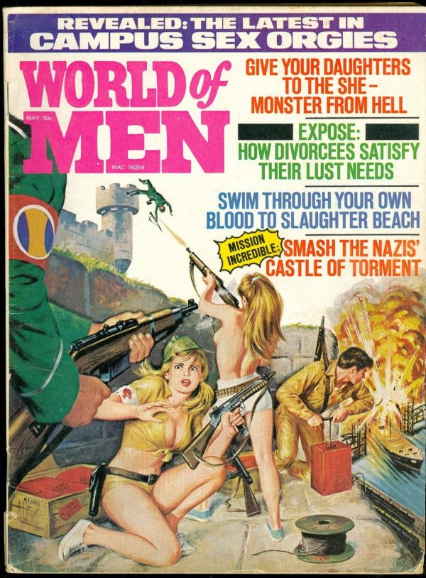 World of Men, May 1972