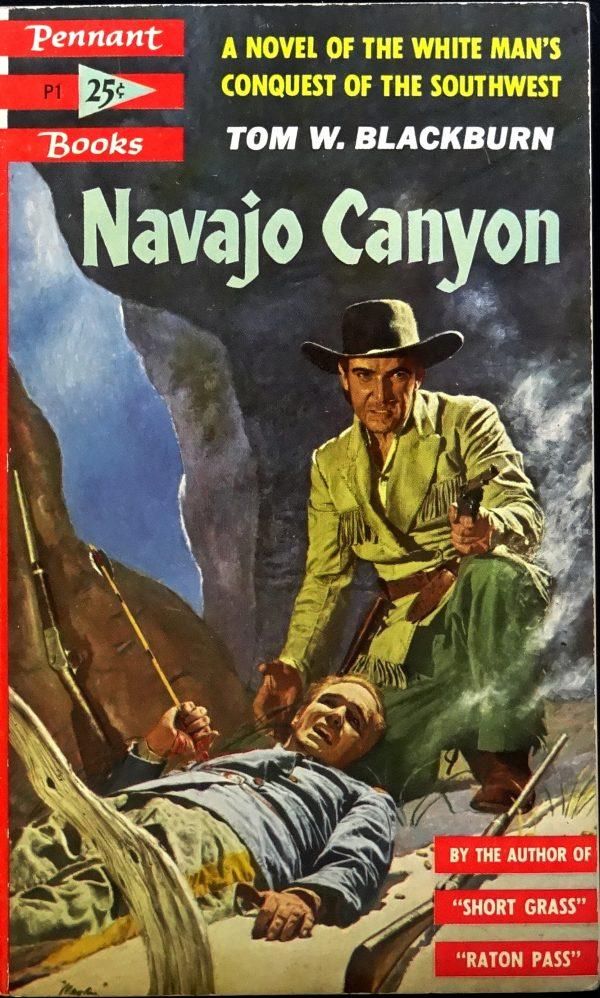 Pennant P-1 (June, 1953).  Cover Earl Eugene Mayan