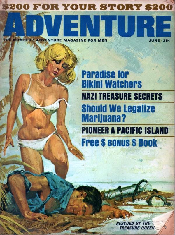 ADVENTURE June 1965 141-5