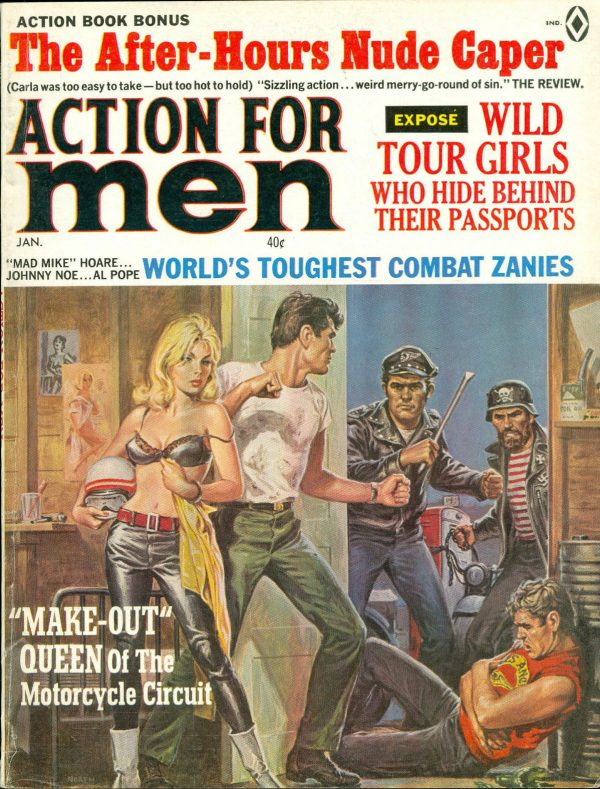 Action for Men, January 1967