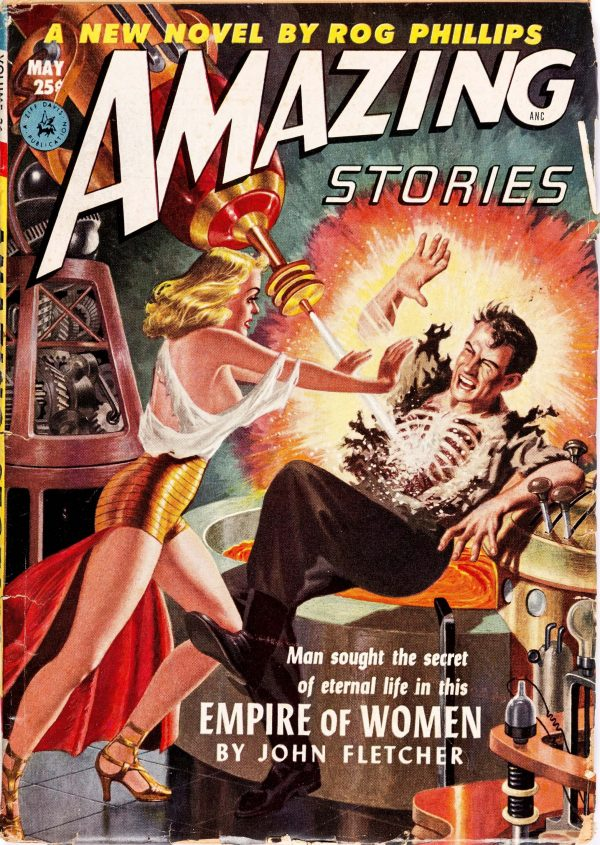 Amazing Stories May 1952 V26#5