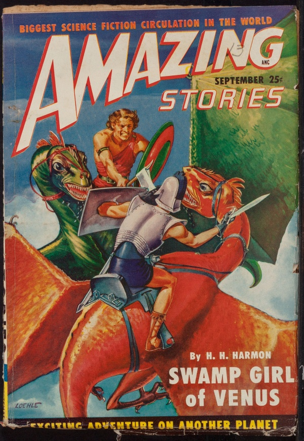 Amazing Stories September 1949