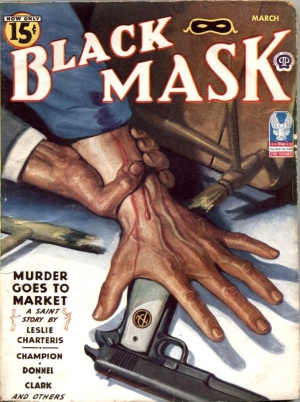 Black Mask March 1944