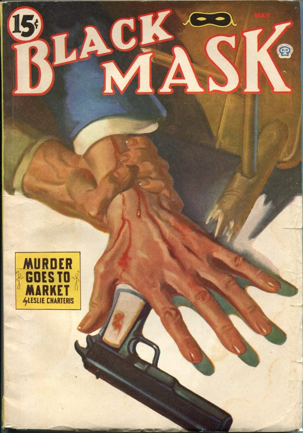 Black Mask May 1944