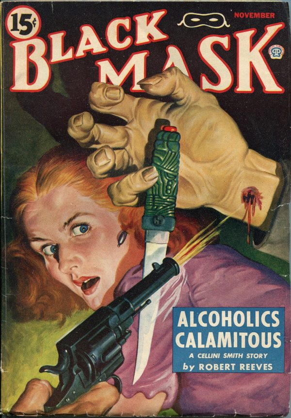 Black Mask November 1945