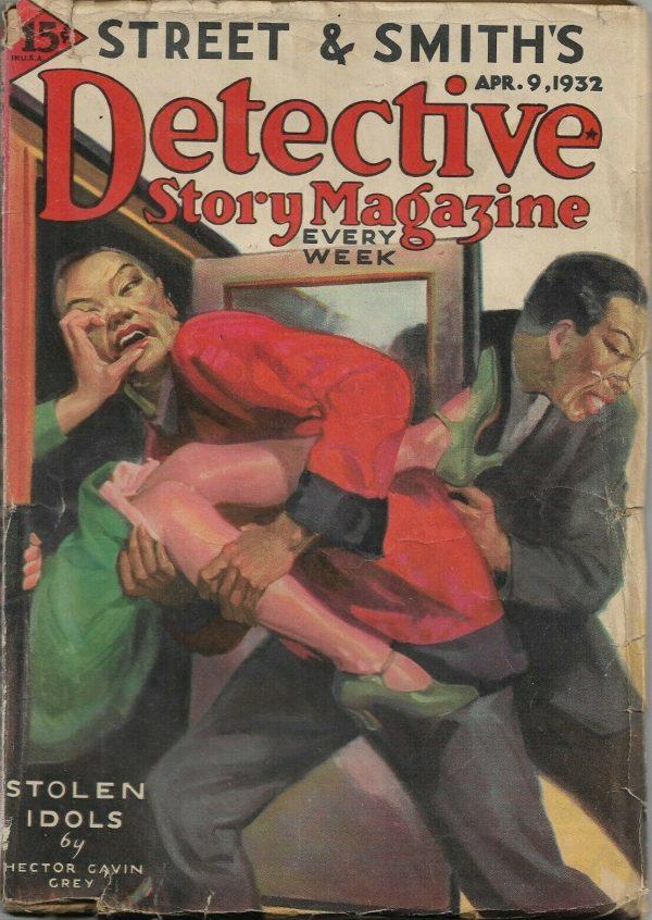 DETECTIVE STORY April 9 1932