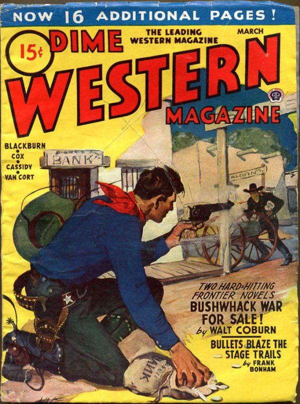 Dime Western March, 1945