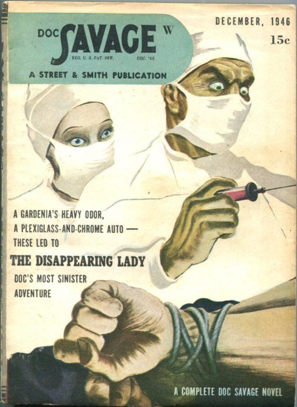 Doc Savage December 1946