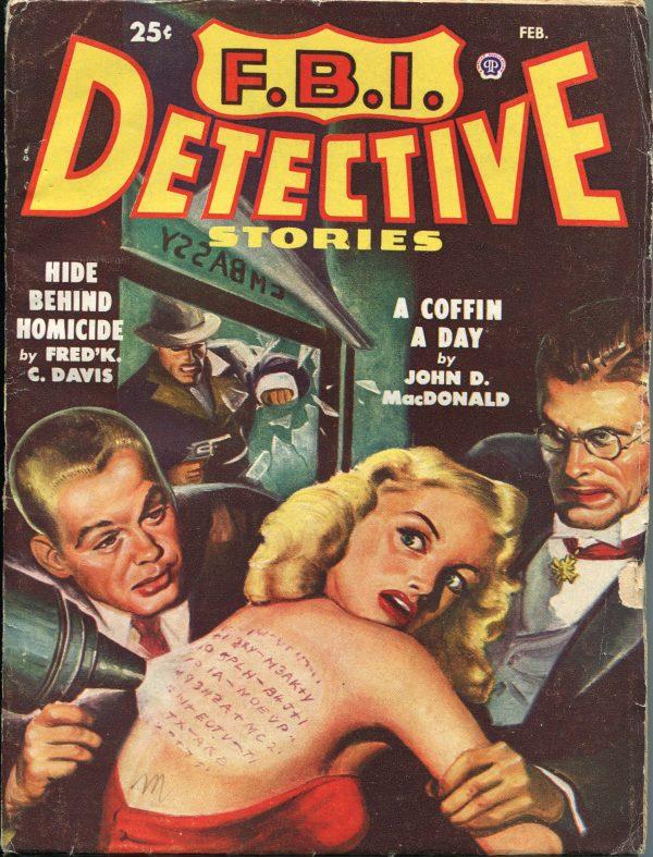 FBI Detective FBI Detective