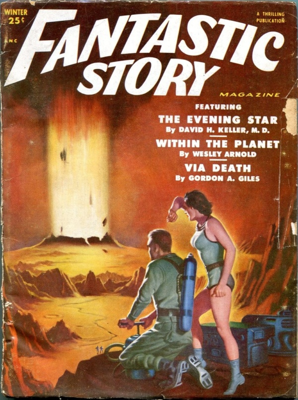 Fantastic Story Winter 1952