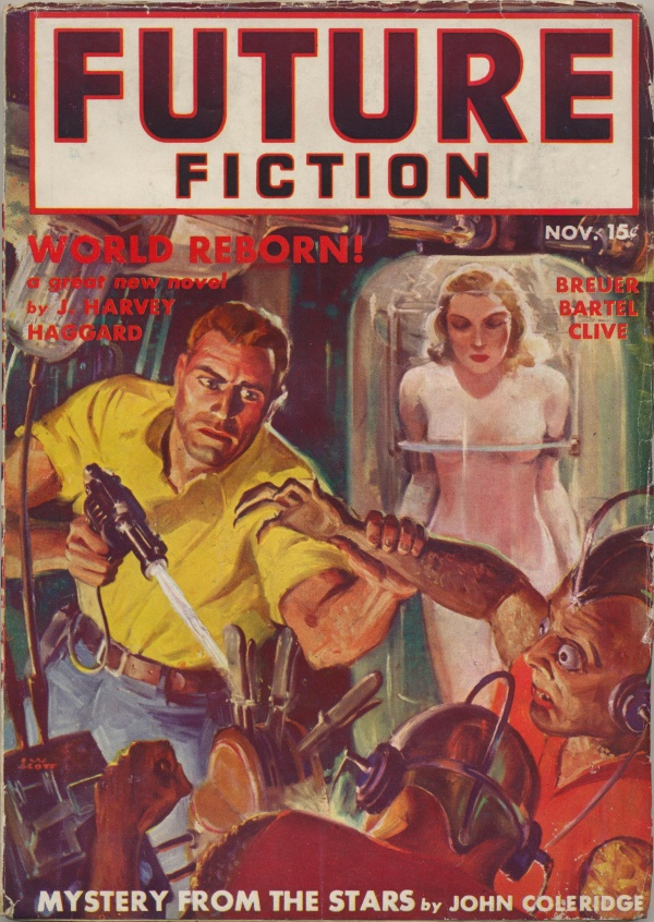 Future Fiction, November 1939