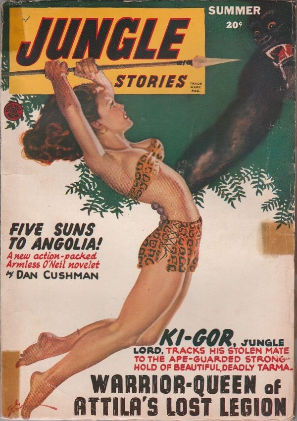Jungle Stories Summer 1947