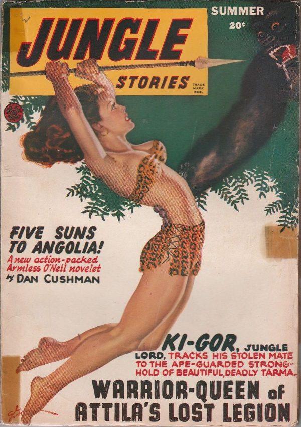 Jungle Stories Summer 1947