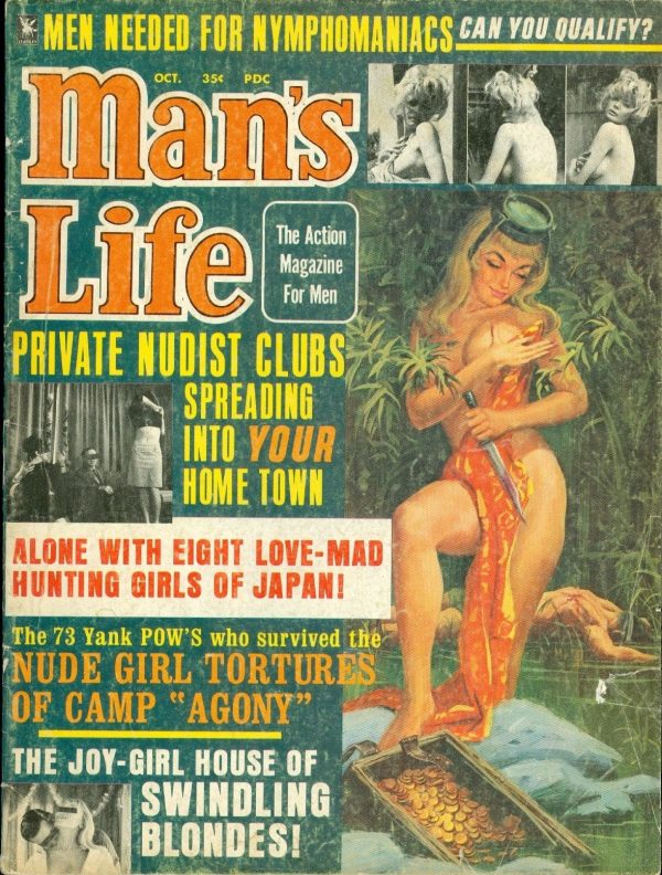 Man's Life Oct. 1967