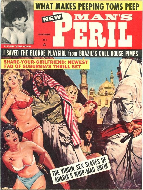 Man's Peril November 1964