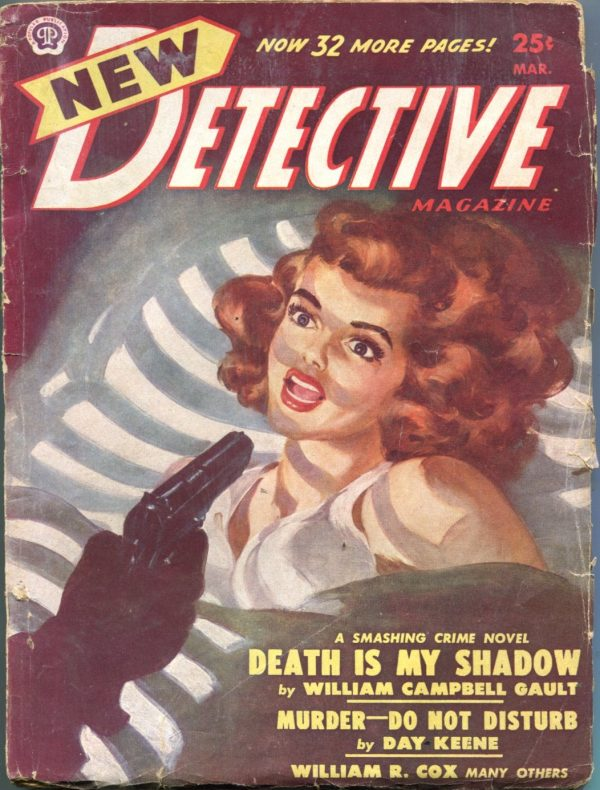New Detective March 1950