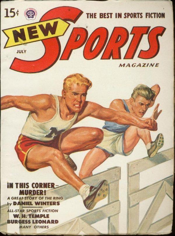 New Sports May 1948