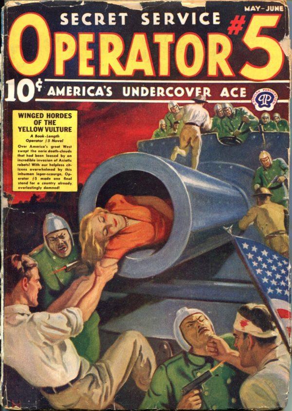Operator #5 May 1939