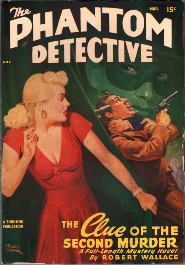 Phantom Detective March 1948
