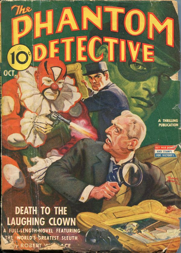 Phantom Detective October 1942