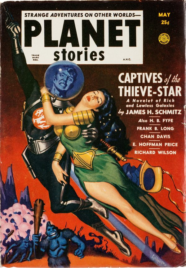 Planet Stories 1951
