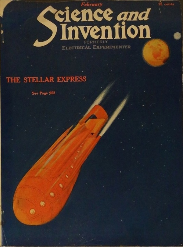 Science and Invention February 1923