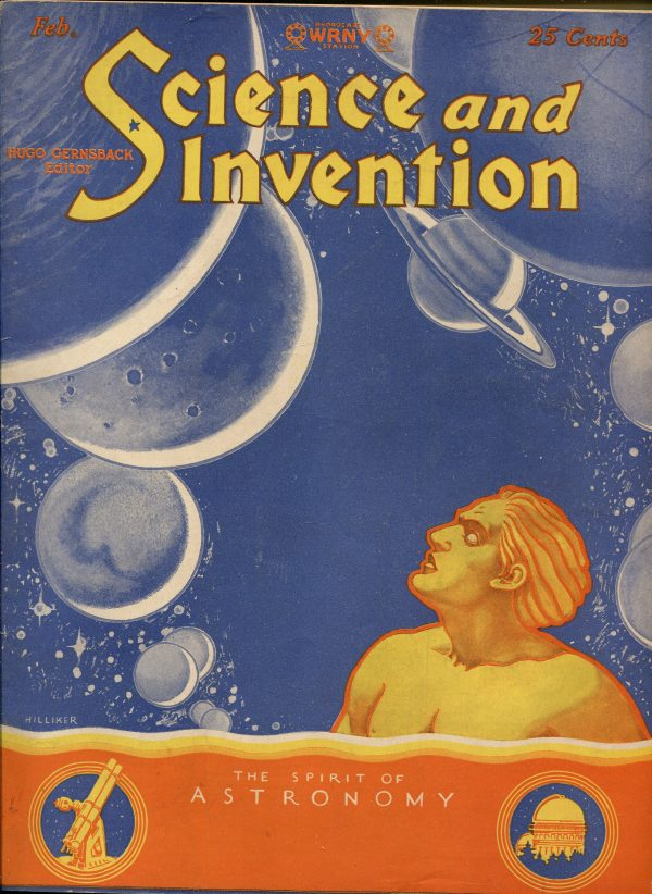 Science and Invention February 1929