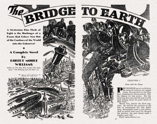 Startling 1939-09-0016-0017 Bridge to Earth