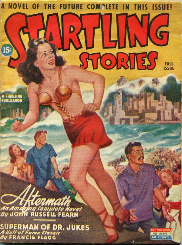 Startling Stories Fall 1945