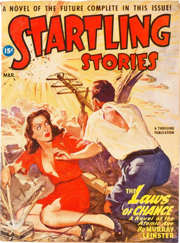 Startling Stories - March 1947